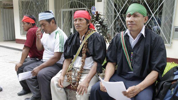 Tarapoto: extractores de madera amenazan de muerte a indígenas