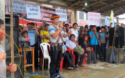Baguazo: hoy inicia el juicio oral contra 25 indígenas por matanza en «Estación 6»
