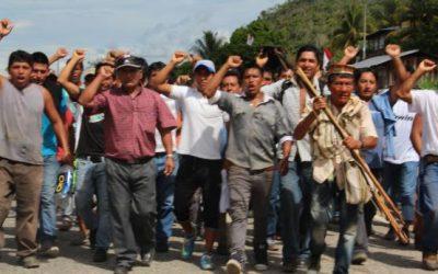 Junín: nativos piden titulación de tierras con paro de 72 horas