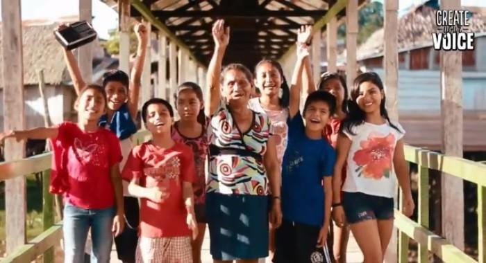 Radio Ucamara: Al rescate de la cultura Kukama [Video]
