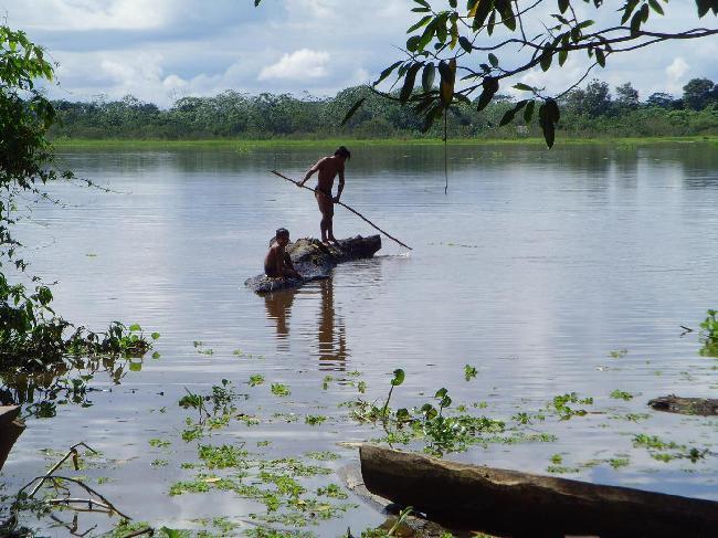 Comunidades indígenas rechazan implementación del Área de Conservación Regional Imiría