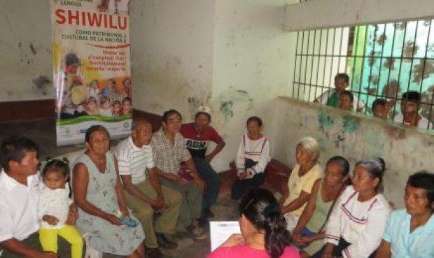 Loreto: pueblo shiwilu busca que su lengua sea declarada Patrimonio Cultural de la Nación