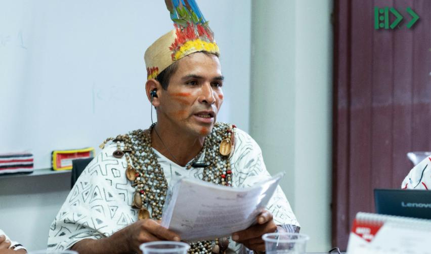 Hombre confiesa ser el autor del asesinato del líder indígena Arbildo Meléndez, jefe de Unipayacu