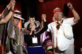 Líderes indígenas piden a la UE que refuerce sus leyes sobre aceite de palma