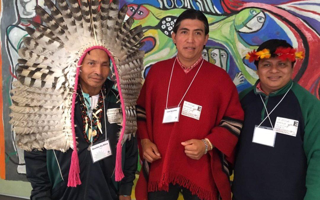 Lote 116: Piden ante la CIDH que Estado peruano cumpla con la consulta previa