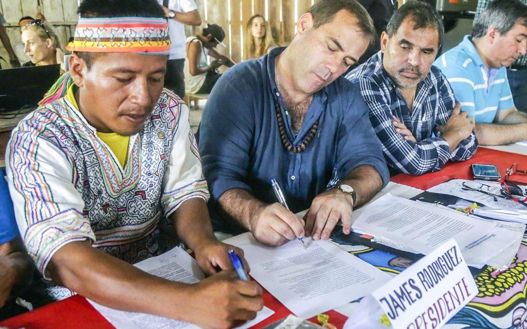 Instalarán comisión que diseñará el plan de desarrollo de comunidades de Loreto
