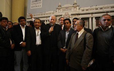 Gobierno y el Congreso dan la espalda a Loreto y se avecinan conflictos