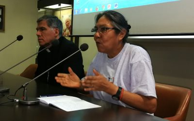Lucero Guillén: «No nos podemos callar ante el sufrimiento de la gente»