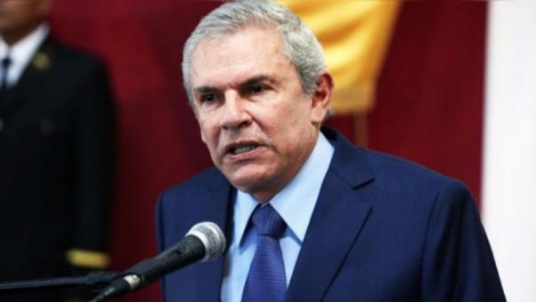 Castañeda acudirá a Comisión de Descentralización para hablar sobre Cantagallo