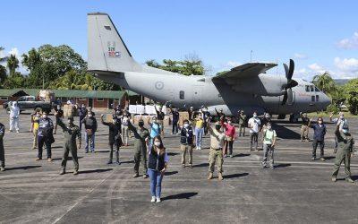 San Martín: 'Médicos Sin Fronteras' de España llegan a Tarapoto para atender a pacientes críticos