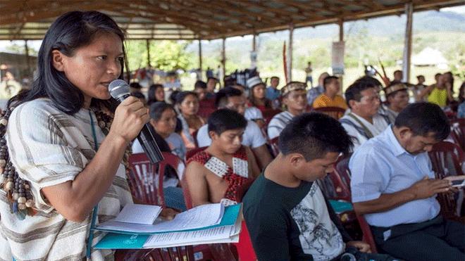 Reconocen el alfabeto de la lengua amazónica asheninka