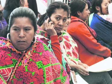 México: Promueven el desarrollo científico de mujeres indígenas