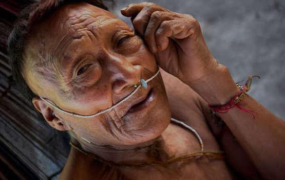 Indígenas nahuas intoxicados por mercurio en Perú