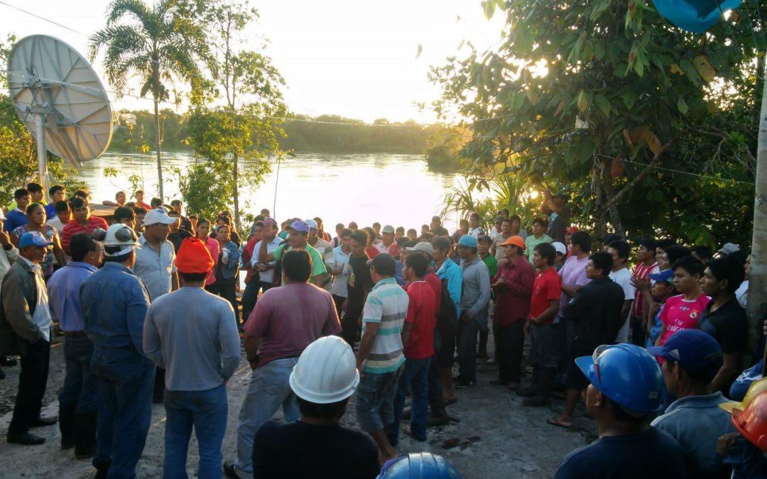 Reinician actividades en campamento Cashacaño de Petroperú