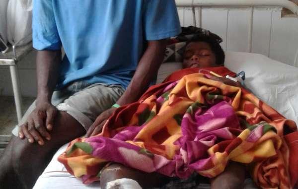 Guardaparques hieren de gravedad a un niño en la India
