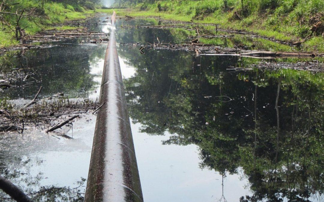 OEFA: se vertieron 4,040 barriles de petróleo en últimos derrames en Loreto