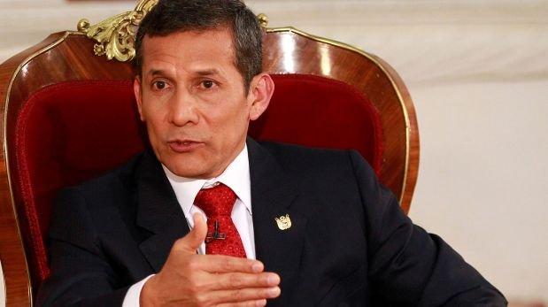 Humala observó ley que permite a Petro-Perú explotar lote 192