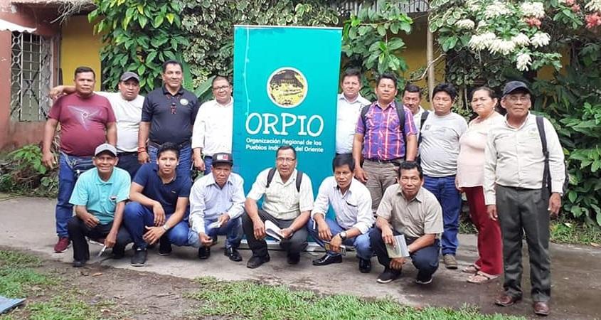 """ORPIO: """"La destrucción de nuestra Amazonía nos deja en desabastecimiento natural"""""""