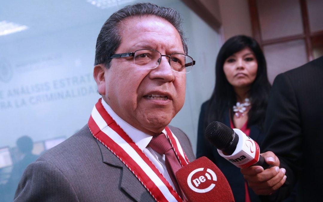 Organizaciones de la sociedad civil respaldan a Pablo Sánchez