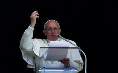 El papa Francisco pide «respeto a los pueblos indígenas»