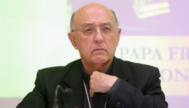 Barreto dice que desafíos de la Iglesia son la pobreza y la corrupción