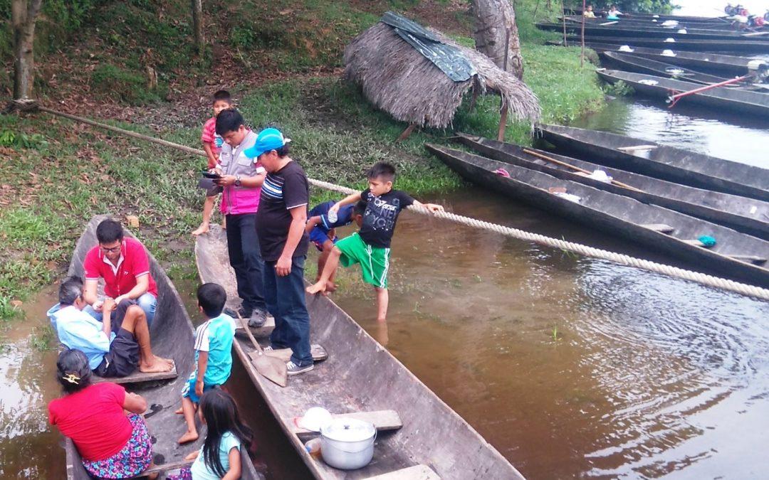 Nativos awajún de Amazonas primeros en recibir tercer pago de Pensión 65