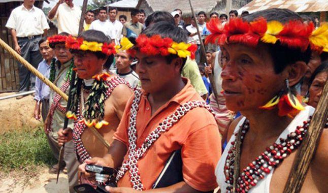 Convocan plantón por los pueblos Awajún tras presunto asesinato de indígena
