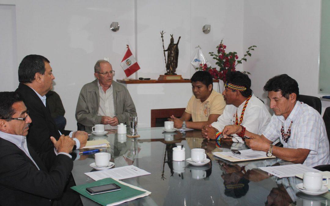 Esta agenda también es importante, PPK: el daño ambiental de las cuatro cuencas de Loreto