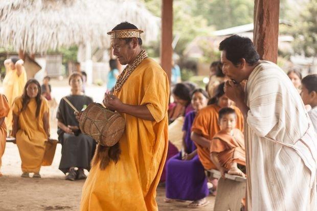 Líder del pueblo Ashaninka es candidato indígena al Premio por la Paz 2016