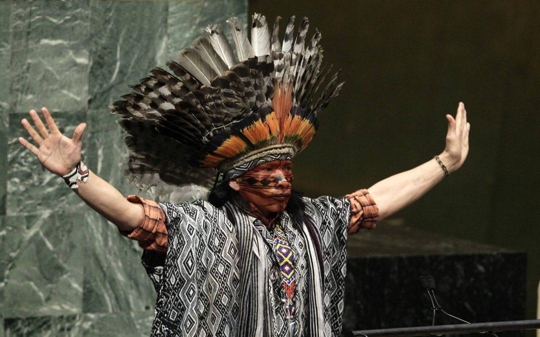 Ningún país protege de verdad a sus indígenas