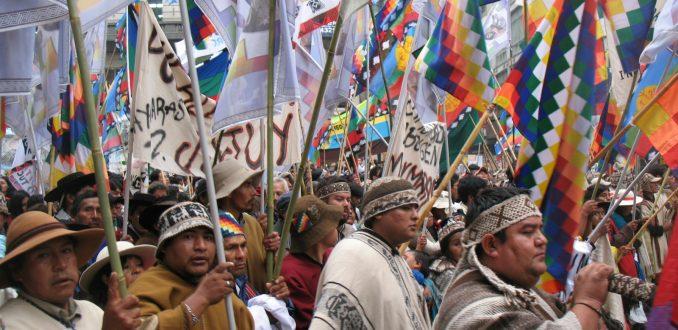 """Relator especial ONU: """"El pueblo indígena es el talón de Aquiles de Chile en derechos humanos"""""""