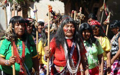 Pueblos indígenas y locales poseen el 23% de la tierra en Latinoamérica
