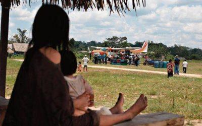 El pueblo Yurúa: Los olvidados en la frontera con Brasil