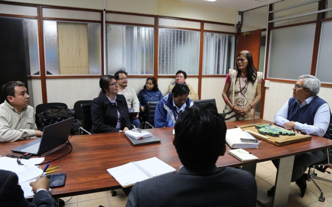 Presentan plan maestro para la Reserva Comunal Amarakaeri
