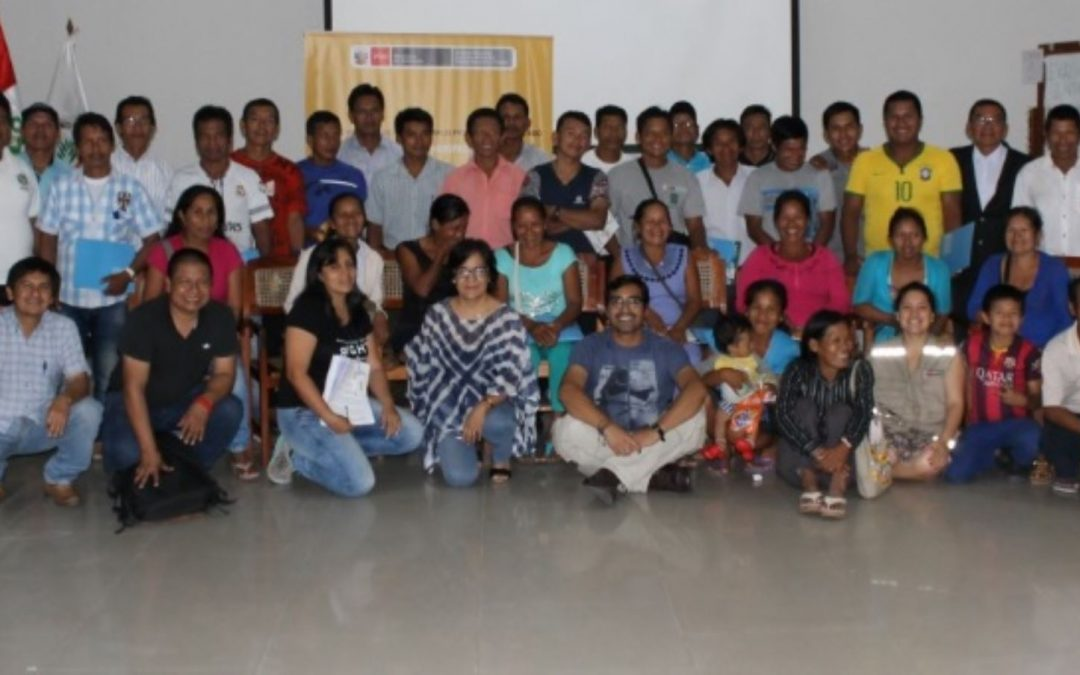 Aprueban Plan de Consulta sobre la categorización de la Zona Reservada Yaguas