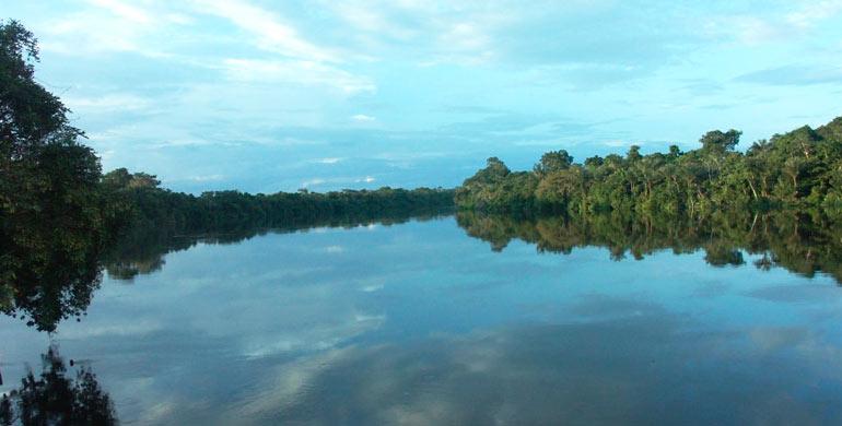 Convocan para hoy a las 3pm pasacalle en defensa del río Nanay
