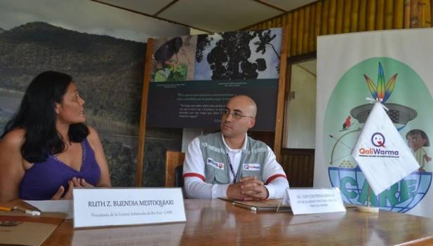 Asháninkas denuncian que podrían quedarse sin territorios por invasiones