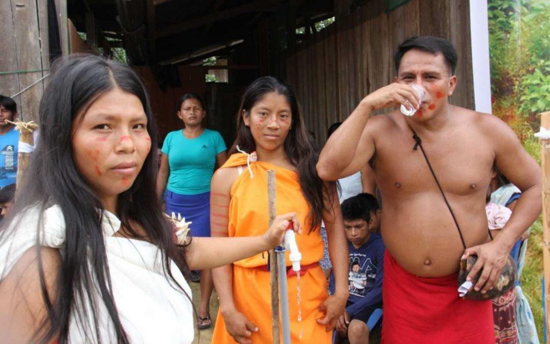 Amazonas: promueven autoidentificación étnica para mejorar servicio de salud intercultural