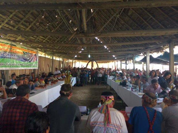 Diálogo intercultural de Saramurillo abre un nuevo capítulo en el relacionamiento entre el Estado y los pueblos indígenas