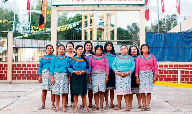Nativas shipibas, las otras víctimas de Fujimori