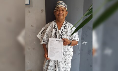 Ucayali: Indígena del distrito de Iparía denuncia que alcalde los ha abandonado