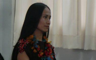 Presentación del documental «La historia de Marizabeth Samaniego»