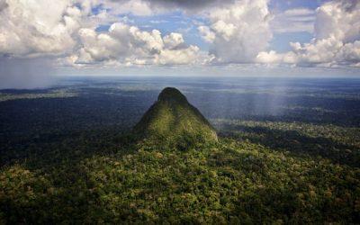 Sierra del Divisor, el pulmón del mundo, ya es Parque Nacional