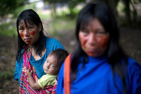 El suicidio de mujeres indígenas