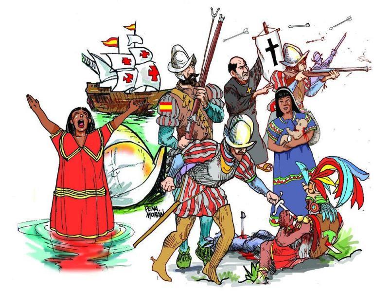 Supuesto descubrimiento y Derecho Internacional de los Pueblos Indígenas
