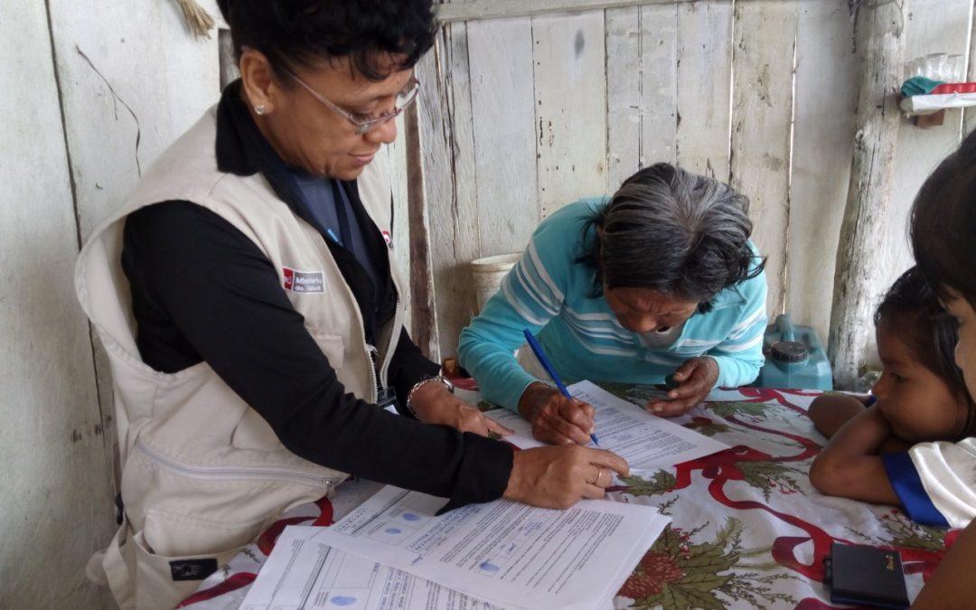 Dirección Regional de Salud de Loreto retiene información de resultados de análisis a afectados por metales pesados en comunidades de Loreto
