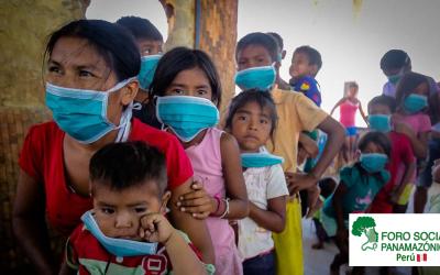 FOSPA Perú: «Constatamos falta de capacidad y voluntad política para enfrentar propagación del COVID-19 en la Amazonía y los pueblos indígenas»