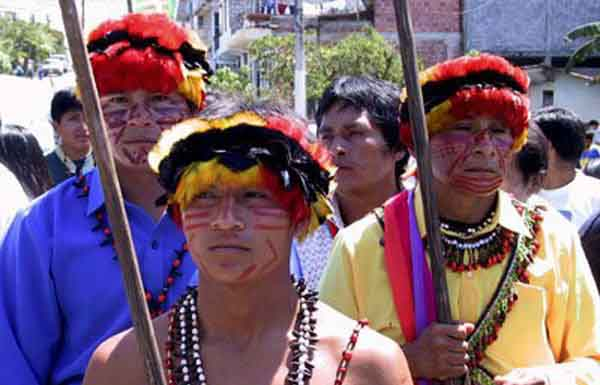 Pueblo Wampis conforma primer gobierno autónomo indígena del Perú