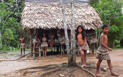 Escuchando a los indígenas: Calidad de vida respetando la naturaleza