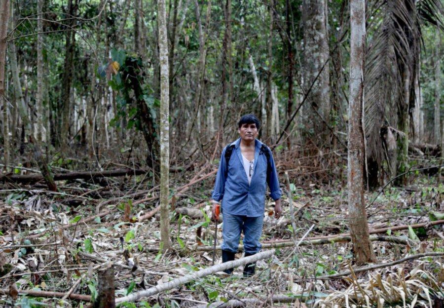Madre de Dios: Asesinan de dos balazos a defensor medioambiental Roberto Carlos Pacheco